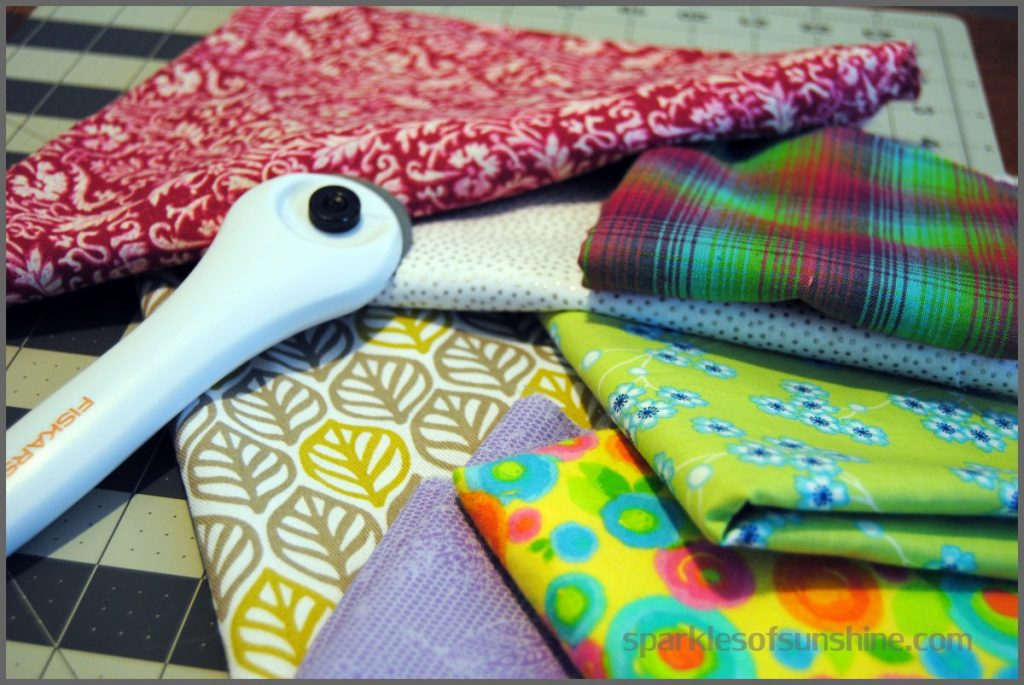 Fabric Garland Materials