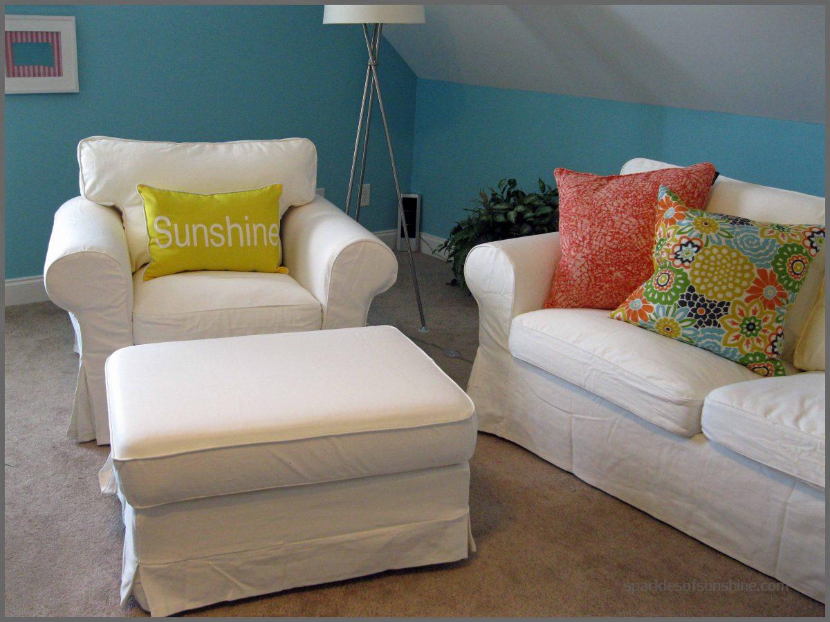 Ikea White Slipcovers Ektorp