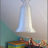 Thrift Store Pendant Light