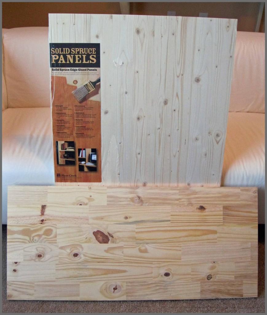 Wood for Desk
