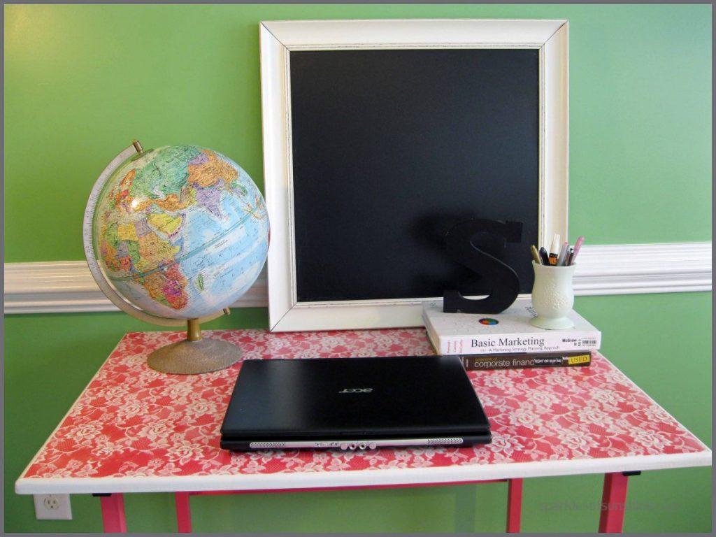 desk top makeover