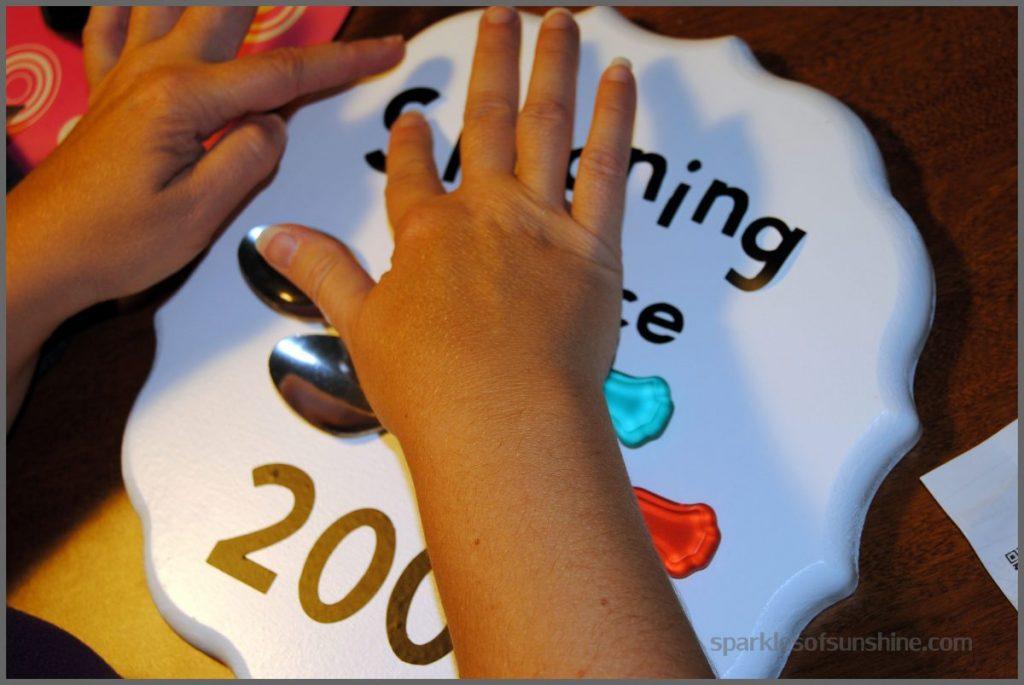 Spooning Sign DIY