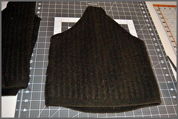 Sweater Handbag DIY from Sparkles of Sunshine