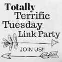 Totally Terrific Tuesday Link Party Button