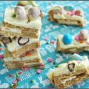 Get your taste buds ready for this yummy Easter Biscoff Bark recipe at Sparkles of Sunshine!