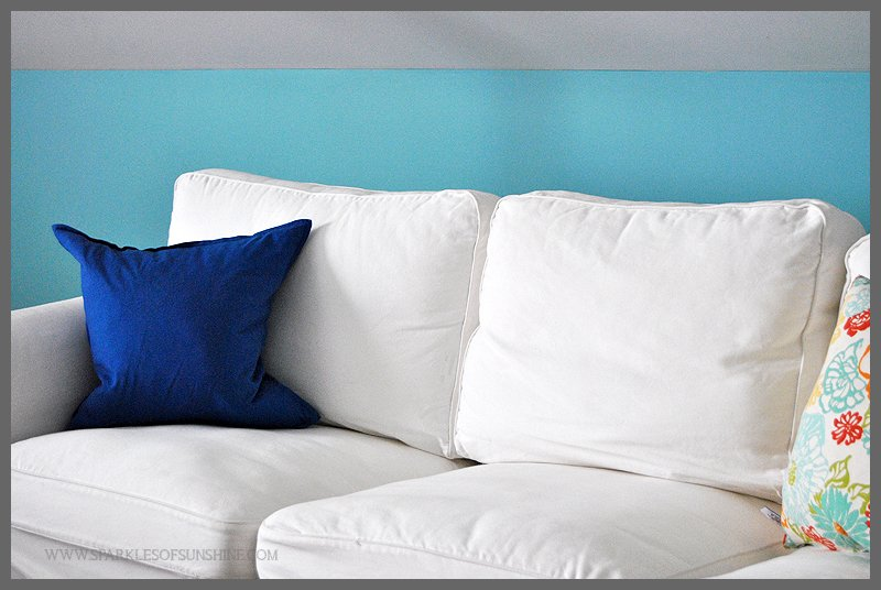 Over Nine Months Later, Find Out Why I LOVE My IKEA White Furniture  Slipcovers!