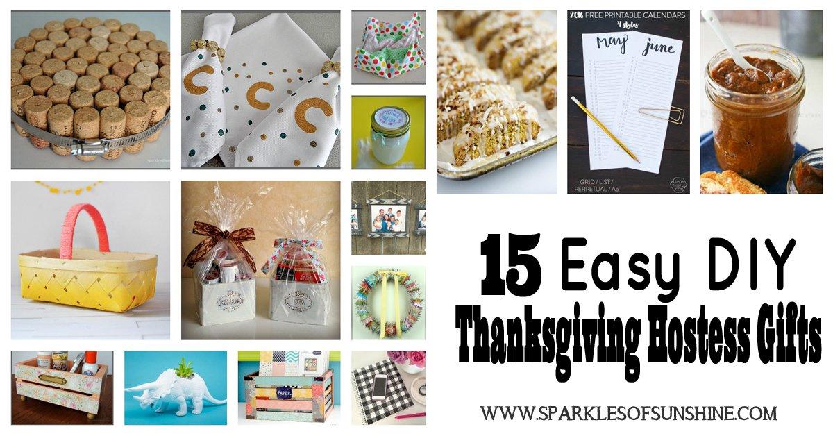 15 easy diy thanksgiving hostess gifts sparkles of sunshine solutioingenieria Choice Image