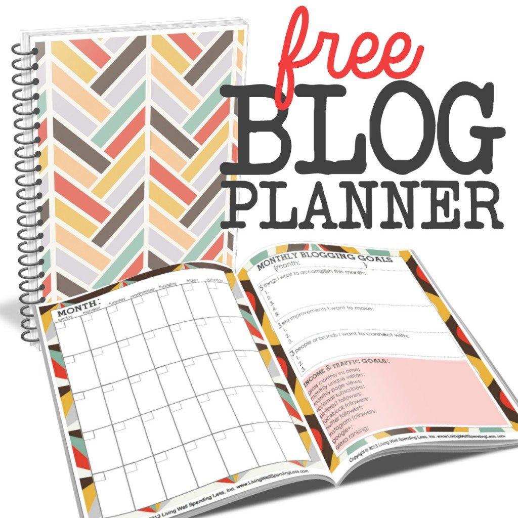 FREE Printable 2016 Planners & Calendars - Sparkles of Sunshine