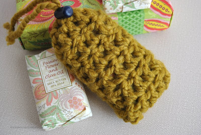 Crochet Soap Saver Pouch Pattern Sparkles Of Sunshine