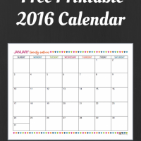 just a girl and her blog free printable 2016 calendars