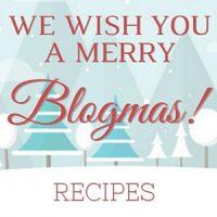 Blogmas Link Party Recipes Edition
