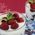 Triple Berry Parfait