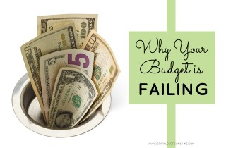 Why Your Budget is Failing