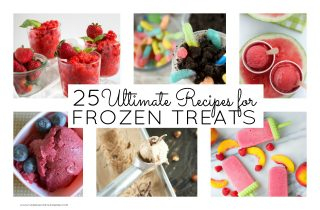 25 Ultimate Recipes for Frozen Treats