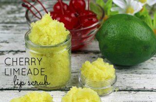 Cherry Limeade Lip Scrub