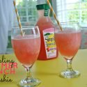 Celebrate summer with this tasty, refreshing beverage. Get the recipe for the Sparkling Summer Punch Slushie today at Sparkles of Sunshine!