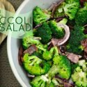 Want to spice up your broccoli dish? Try this recipe for Fresh Broccoli Salad and you'll never thing of broccoli as a boring dish again.