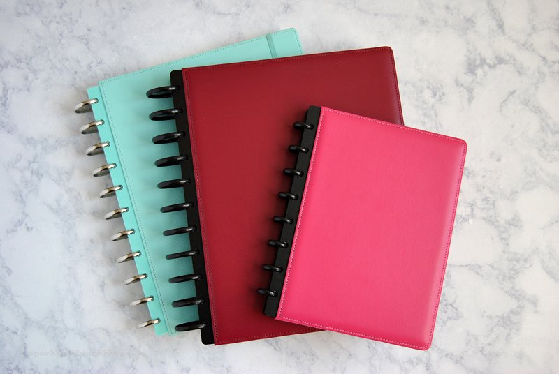 why i use the discbound system notebooks and planners sparkles of