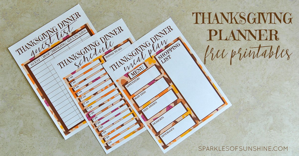 photograph about Thanksgiving Planner Printable referred to as Thanksgiving Planner Cost-free Printables - Flickers of Solar