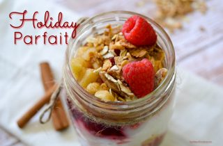 The Holiday Parfait That Will Make You Actually Want Breakfast