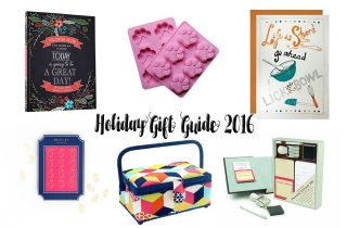 Shop Easily This Year: Holiday Gift Guide 2016