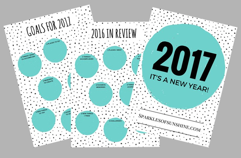 need something to do on new years eve use this new year free printable set