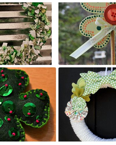 23 Easy DIY Decorations for St. Patrick's Day This Year