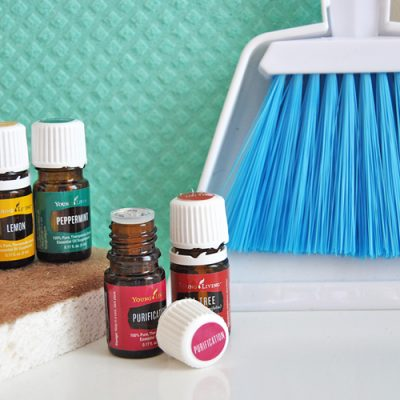 7 Essential Oils You Need for Natural Spring Cleaning