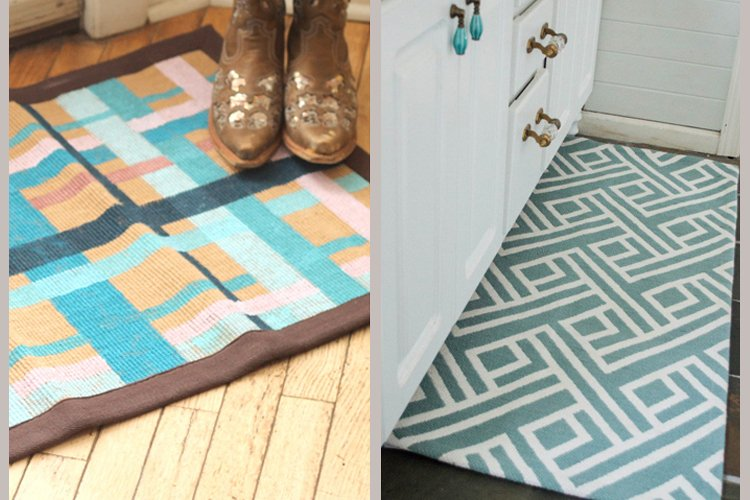 20 Cute DIY Rugs to Make for Your Home