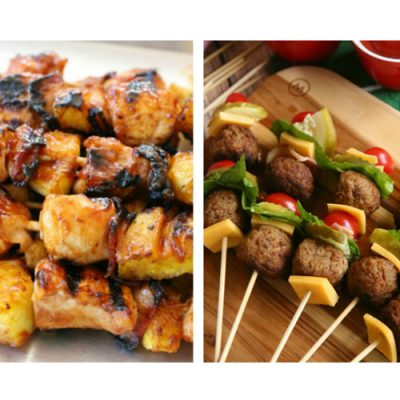 20 Quick & Easy Kabob Recipes