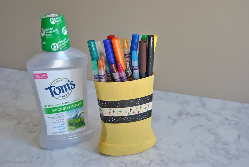 Image result for upcycled pencil holder