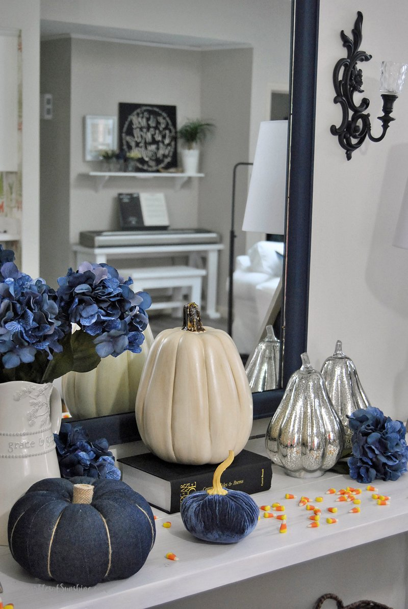 7 simple ways to spruce up your home for fall sparkles of sunshine - Fall decor trends five tips to spruce up your homes ...