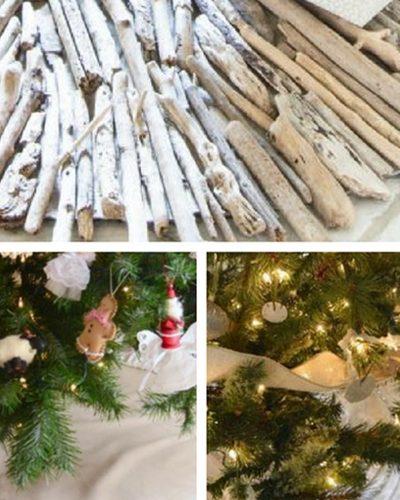 11 Beautiful Christmas Tree Skirts You Can Make