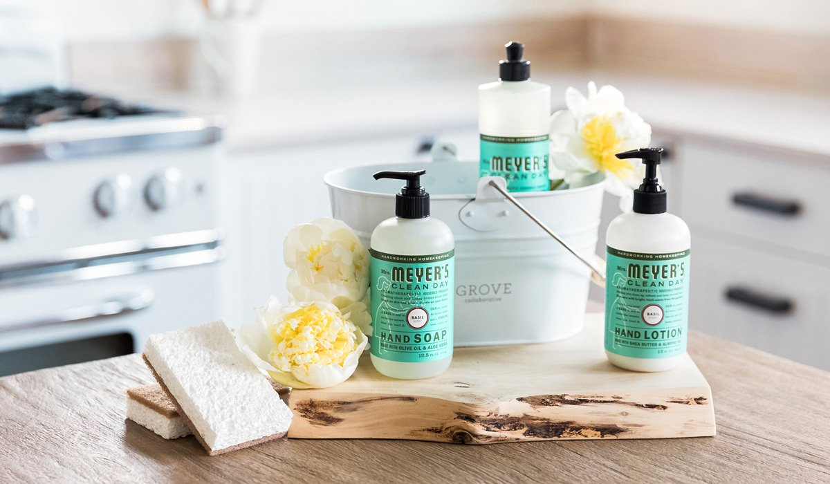 Get a Fresh Start This New Year With a Free Cleaning Caddy ...