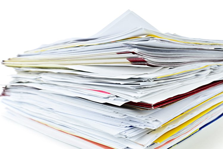 How to Tame the Paper Clutter in Your Home