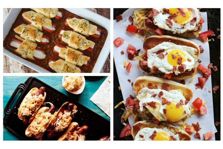 Looking for a way to dress up your hot dog this summer? Check out these 15 hot dog recipes and cook up something new this summer.